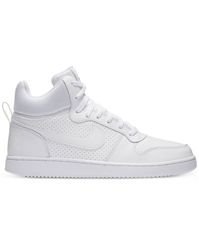 Nike Men's Borough Mid Casual Sneakers from Finish Line zHTwGlAN51