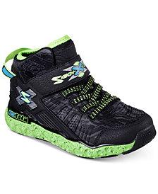 Skechers Little Boys' Skech-X: Cosmic Foam High Top Casual Sneakers from Finish Line