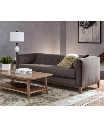 Martha Stewart Collection Brookline Living Room Furniture ...