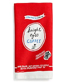 kate spade new york Bright Eyes Coffee Kitchen Towel