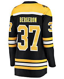 Fanatics Women's Patrice Bergeron Boston Bruins Breakaway Player Jersey