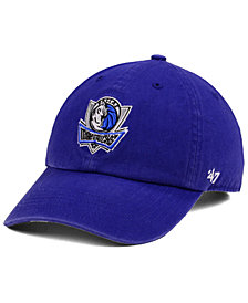 '47 Brand Boys' Dallas Mavericks CLEAN UP Cap