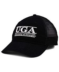 Game Georgia Bulldogs Black Mesh Bar Cap
