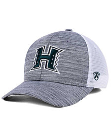 Top of the World Hawaii Warriors Warmup Adjustable Cap