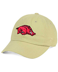 Top of the World Arkansas Razorbacks Main Adjustable Cap