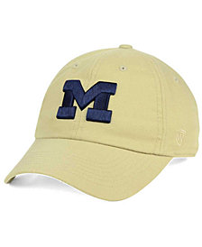 Top of the World Michigan Wolverines Main Adjustable Cap