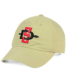 Top of the World San Diego State Aztecs Main Adjustable Cap