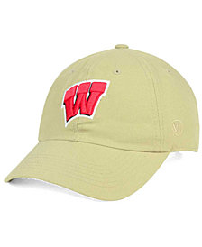 Top of the World Wisconsin Badgers Main Adjustable Cap