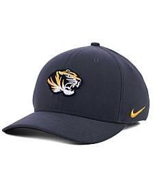 Nike Missouri Tigers Anthracite Classic Swoosh Cap