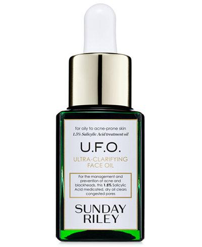 Sunday Riley U.F.O. Ultra-Clarifying Face Oil, 0.5 fl. oz.