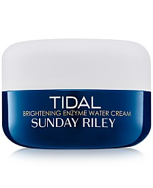 Sunday Riley Tidal Brightening Enzyme Water Cream, 0.5-oz.
