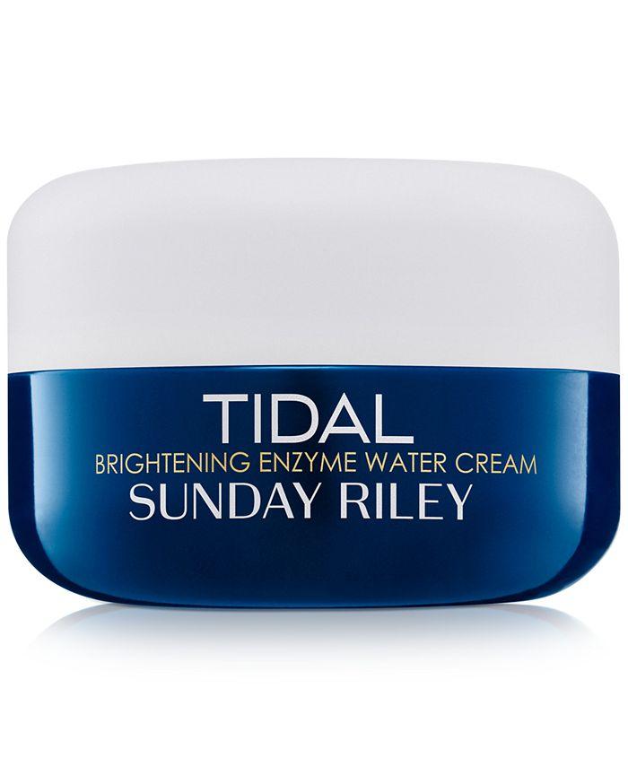 Sunday Riley - Tidal Brightening Enzyme Water Cream, 0.5-oz.