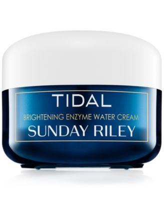 Sunday Riley Tidal Brightening Enzyme Water Cream, 1.7-oz.