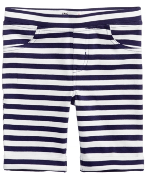 Epic Threads Striped Bermuda Shorts Little Girls (46X) Created for Macys
