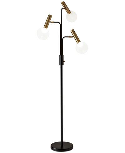 Adesso Sinclair LED 3-Arm Floor Lamp