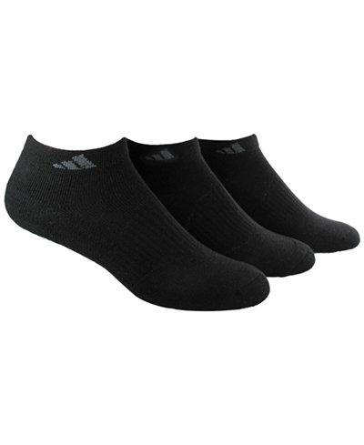 adidas 3-Pk. ClimaLite® Cushioned Socks