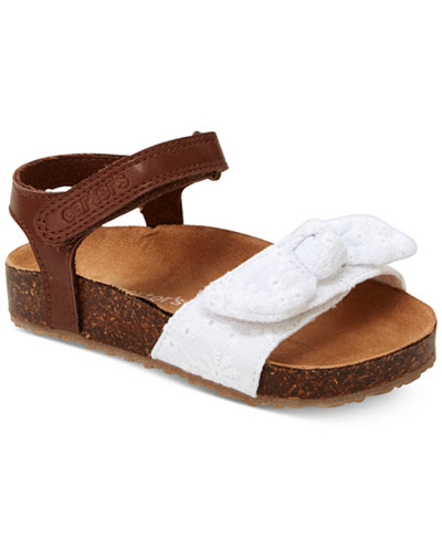 Carter's Welsie Sandals, Toddler & Little Girls (4.5-3)