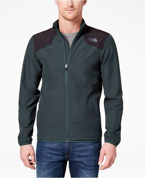 7884d476c The North Face Men's Reactor Track Jacket & Reviews - Hoodies ...