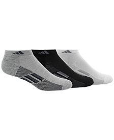 adidas 3-Pk. Cushioned Mesh Socks