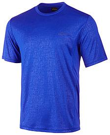 Greg Norman for Tasso Elba Men's Embossed T-Shirt, Created for Macy's