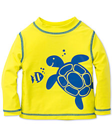 Little Me Graphic-Print Rash Guard, Baby Boys