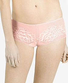 Flora Sheer Lace Brief 776150