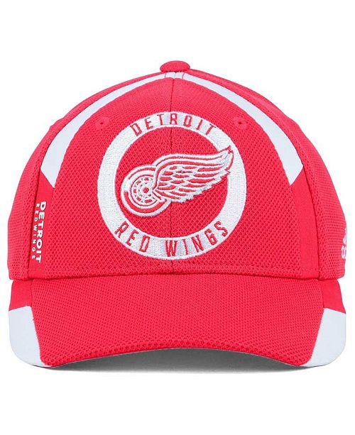 8b6762764 switzerland detroit red wings nhl new raglan cap 25e25 2711e; sweden adidas  detroit red wings practice jersey hook cap sports fan shop by lids men macys
