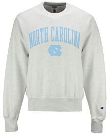 Champion Men's North Carolina Tar Heels Reverse Weave Crew Sweatshirt