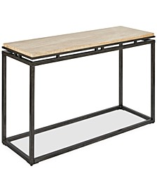 London Marble Console Table