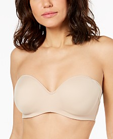 bb1a26a04e556 Lilyette Minimizer Tailored Strapless Bra 939   Reviews - All Bras ...