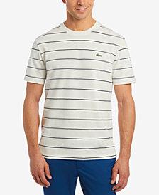 Lacoste Men's Jersey Stripe T-Shirt