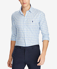 Polo Ralph Lauren Men's Slim Fit Sport Shirt