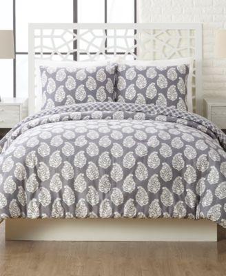 Shadow 3-Pc. Full/Queen Comforter Set