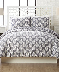 Vera Bradley Shadow 3-Pc. Full/Queen Comforter Set