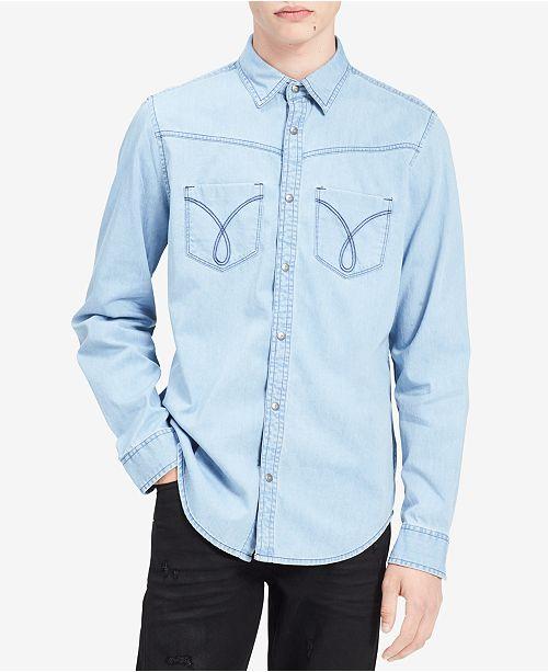Men's Omega Denim Shirt