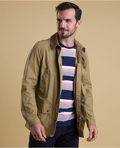 629472286d Barbour Men's Squire Jacket & Reviews - Coats & Jackets - Men - Macy's