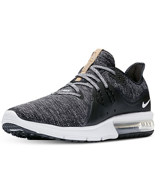Nike Men s Air Max Sequent 3 Running Sneakers from Finish Line ... 5d0bd76f7