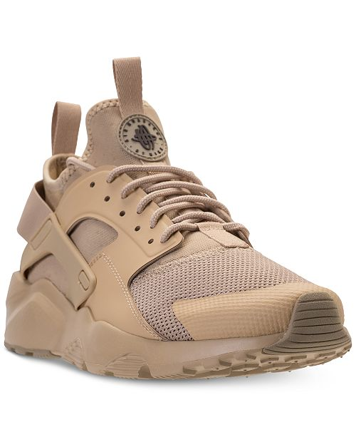 4f4eb0cfd2da6 ... Nike Men s Air Huarache Run Ultra Ballistic Casual Sneakers from Finish  ...