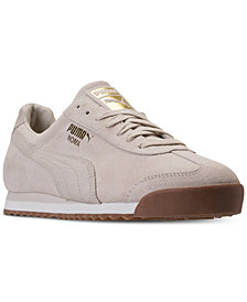 Puma Men's Roma Natural Warmth Casual Sneakers from Finish Line