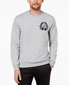 Versace Men's Logo-Print Sweatshirt