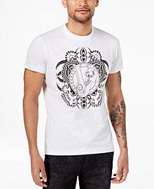 Versace Men's Optical Logo-Print T-Shirt