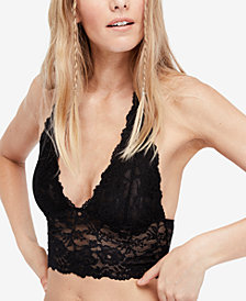 Free People Heartbreaker Lace Bralette