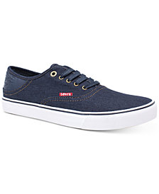 Levi's® Men's Monterey Denim Sneakers