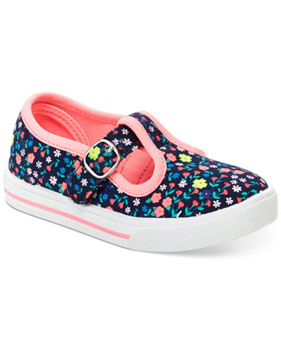 Carter's Lorna T-Strap Shoes, Toddler & Little Girls (4.5-3)