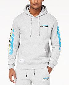 LRG Men's Triple Lifted Logo Fleece Pullover
