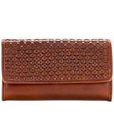 Patricia Nash Small Woven Terresa Wallet