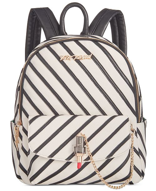a7eb0bc8a11a9 Betsey Johnson Lip Service Small Backpack   Reviews - Handbags ...
