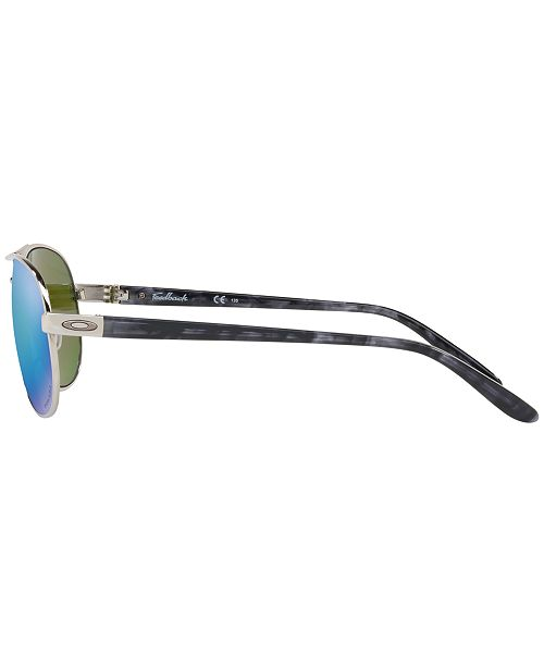 159ef1a14 Oakley FEEDBACK Polarized Sunglasses, OO4079 & Reviews - Sunglasses ...