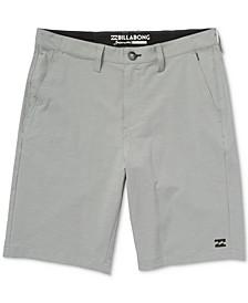 "Men's Crossfire X 21"" Stretch Hybrid Shorts"