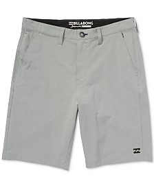 "Billabong Men's Crossfire X 21"" Stretch Hybrid Shorts"